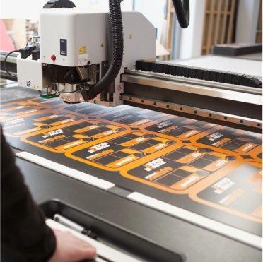 Stampa digitale in grande formato